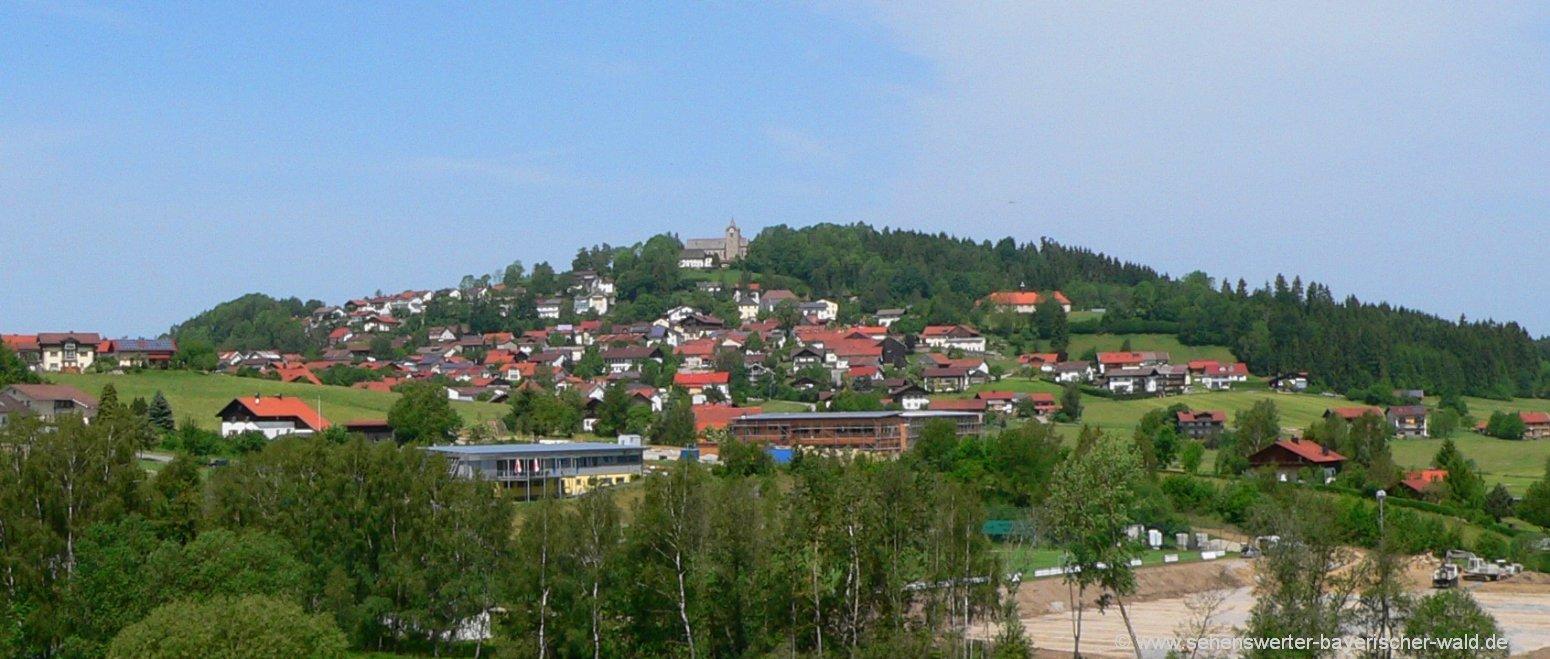 ausflugsziele-kirchberg-im-wald-bayerischer-wald-ferienort-ansicht